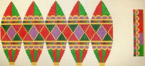 Harlequin Painted Canvas Susan Roberts Needlepoint Designs, Inc.