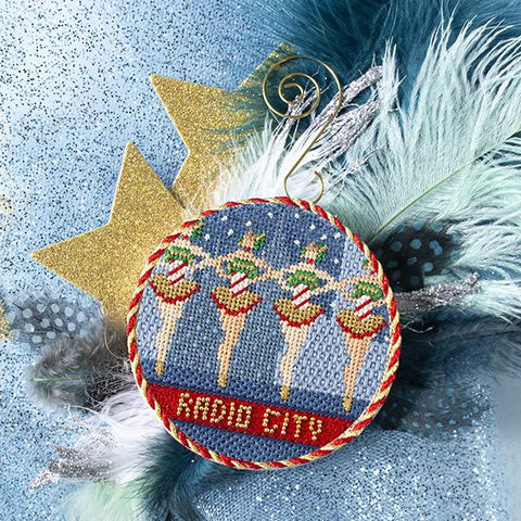 Holidays in New York - Radio City Rockettes Kit & Online Class Online Classes Kirk & Bradley