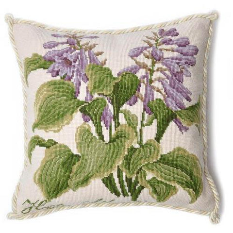 Hosta Atlantis Needlepoint Kit Kits Elizabeth Bradley Design