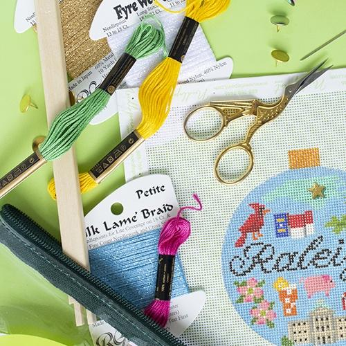 How to Needlepoint Online Class Online Classes Needlepoint.Com