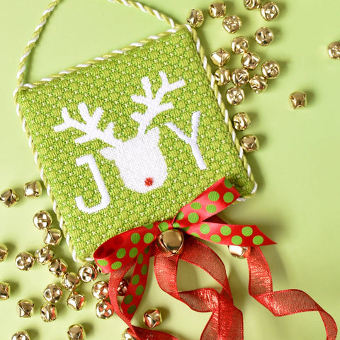 Joy Reindeer Kit & Online Class Online Classes Pepperberry Designs