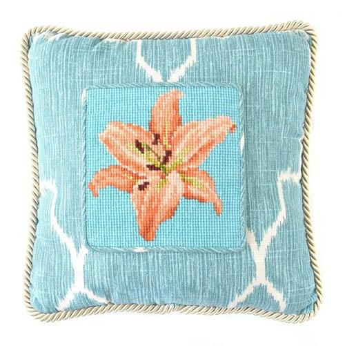 Lily Needlepoint Kit Kits Elizabeth Bradley Design