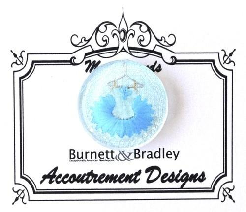 Magnet Ballet Dress - Blue Accessories Burnett & Bradley