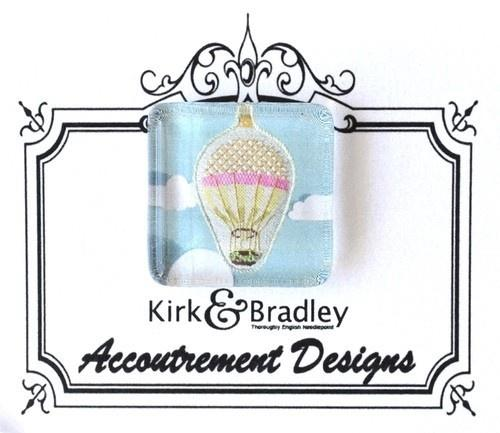 Magnet - Hot Air Balloon Accessories Kirk & Bradley
