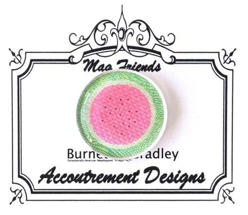Magnet Watermelon Accessories Burnett & Bradley