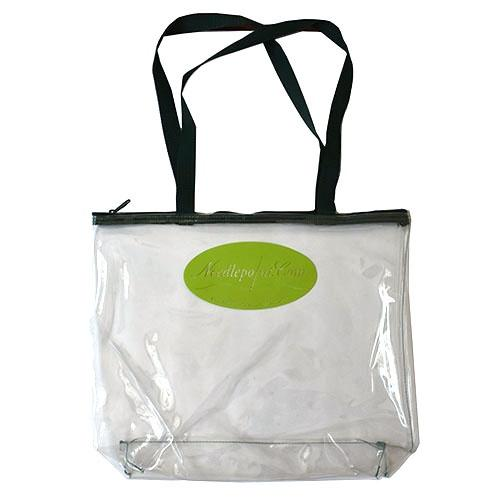 Medium Needlepoint.Com Logo Kit Bag Accessories TIMELESS TOTES