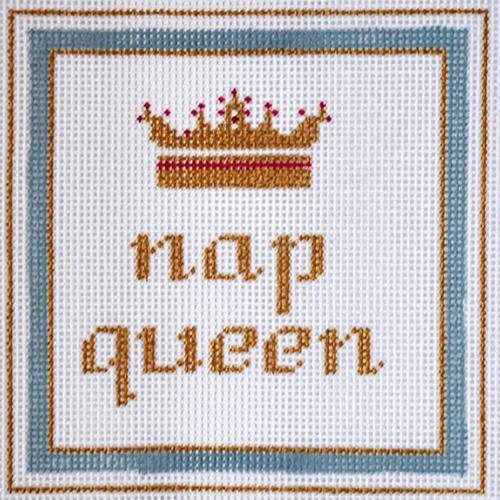 Nap Queen Painted Canvas Thorn Alexander