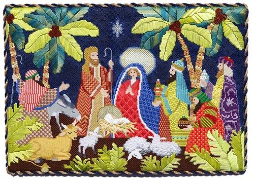 Nativity Kit Kits Needlepoint.Com