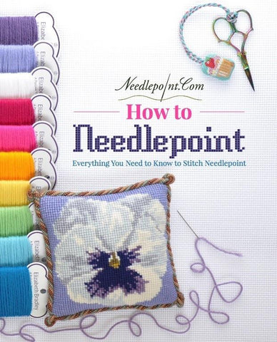 Needlepoint.Com's How to Needlepoint Books Needlepoint.Com