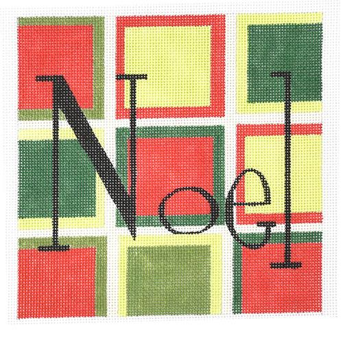 Noel Painted Canvas Raymond Crawford Designs