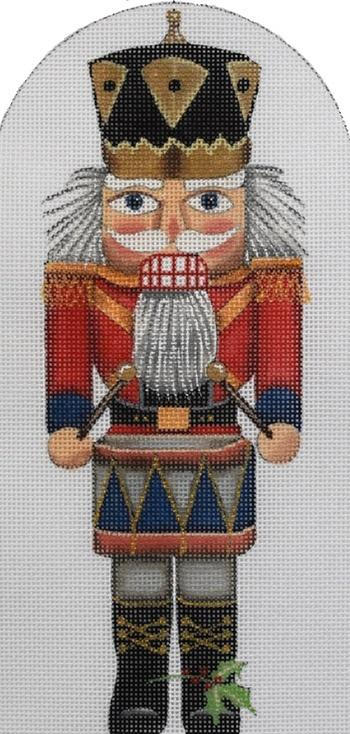 Nutcrackers - Drummer Painted Canvas Mary Lake Thompson
