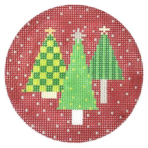 Oh Christmas Tree Painted Canvas The Meredith Collection