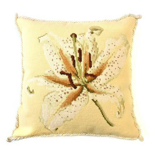 Oriental Lily Needlepoint Kit Kits Elizabeth Bradley Design