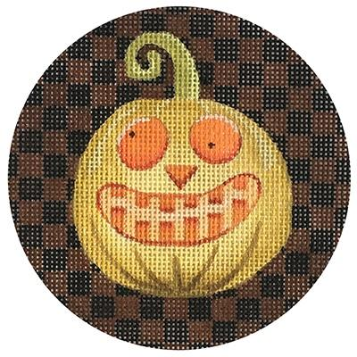 Otto O'Lantern Painted Canvas Kirk & Bradley