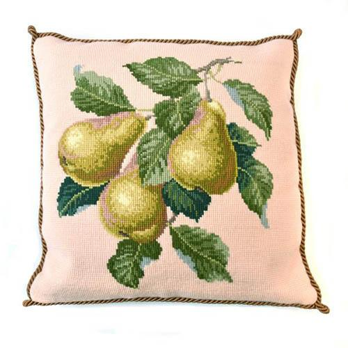 Pears Needlepoint Kit Kits Elizabeth Bradley Design