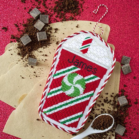 Peppermint Holiday Cup Kit & Online Class Online Classes Rachel Donley