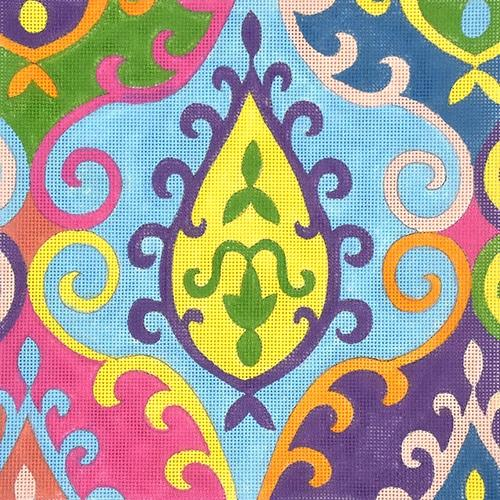Pucci Series: Kalia Painted Canvas Julie Mar Needlepoint Designs