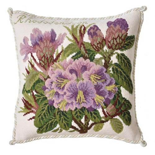 Rhododendron Needlepoint Kit Kits Elizabeth Bradley Design