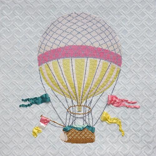 Single Pink Hot Air Balloon Kit Kits Kirk & Bradley