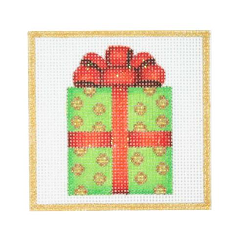 Square Ornament - Package Painted Canvas Burnett & Bradley