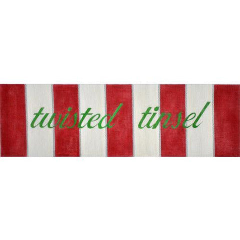 Twisted Tinsel Painted Canvas & More