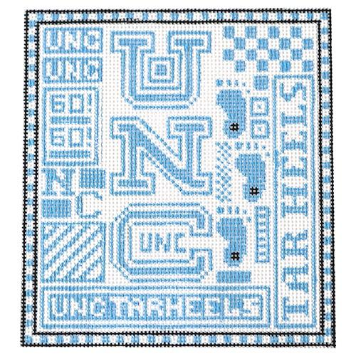 UNC Painted Canvas The Meredith Collection