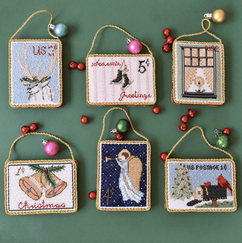Vintage Stamp Club Online Classes The Plum Stitchery