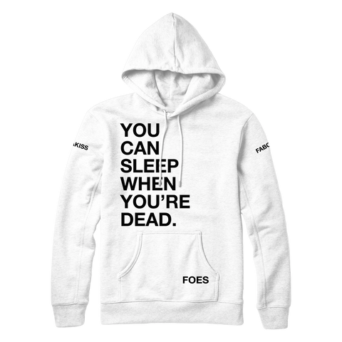 Sleep When You're Dead Hoodie + Digital Album
