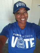 Finer Women Vote Tee