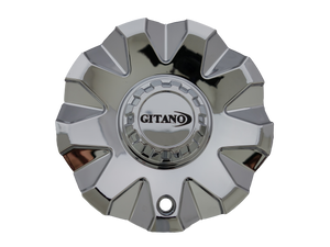 G60 Chrome Gitano Center Cap