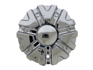 Godfather Chrome VCT Center Cap