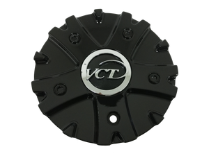 V28 Black Milled VCT Center Cap