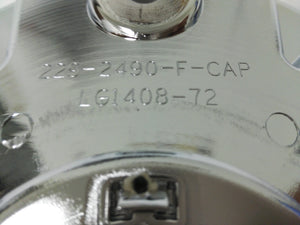 V8 Chrome VCT Center Cap