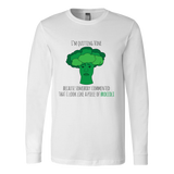 Broccoli Long Sleeve Shirt