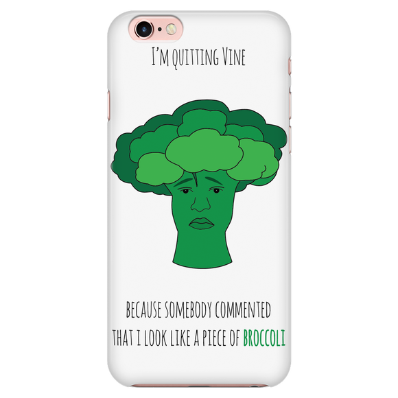 Broccoli iPhone 7 Case
