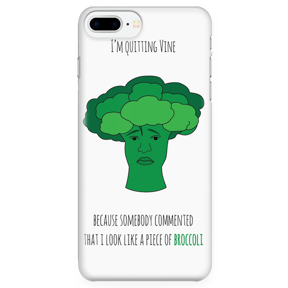 Broccoli iPhone 7 Plus Case