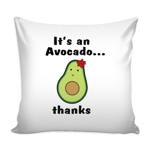 Avocado Pillow Cover