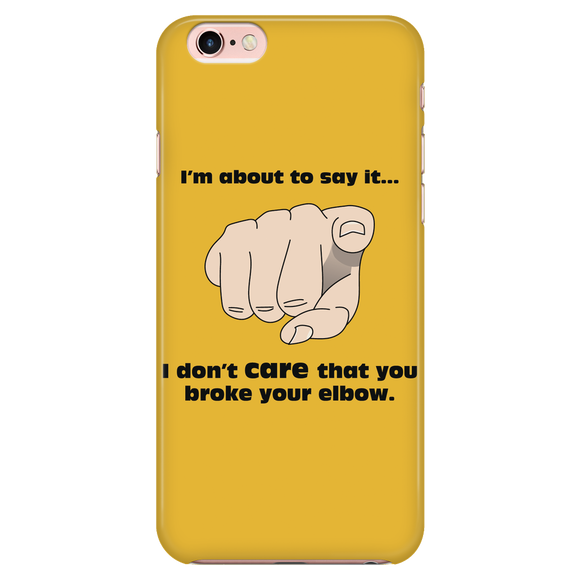 Elbow iPhone 7 Case