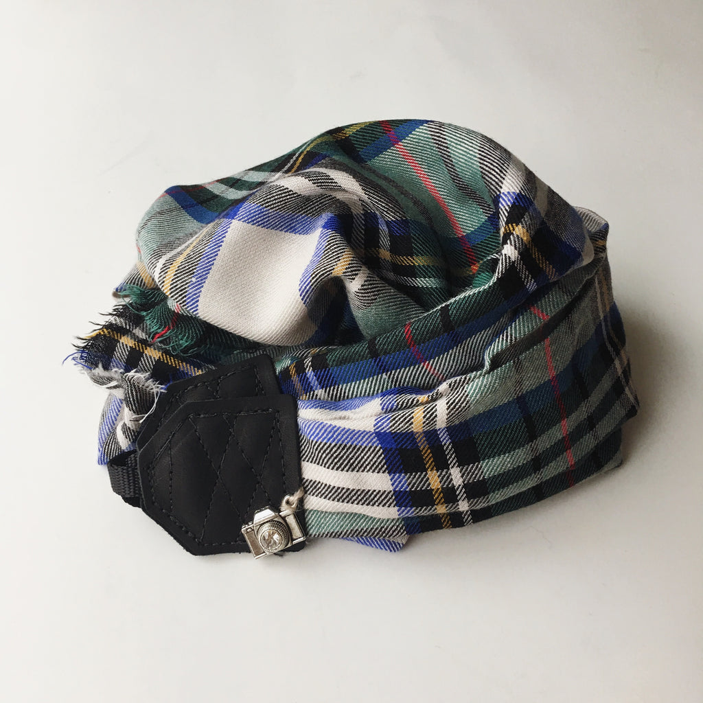 Knoxville | cool tones plaid