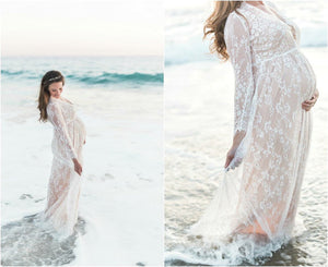 Camille | Lined Lace Gown