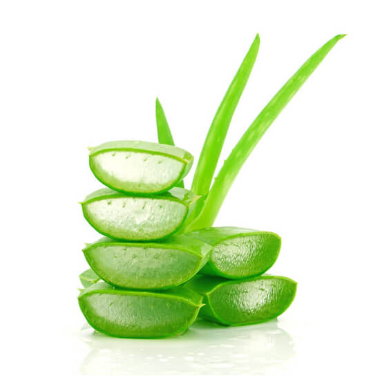 Aloe vera natural skincare ingredient