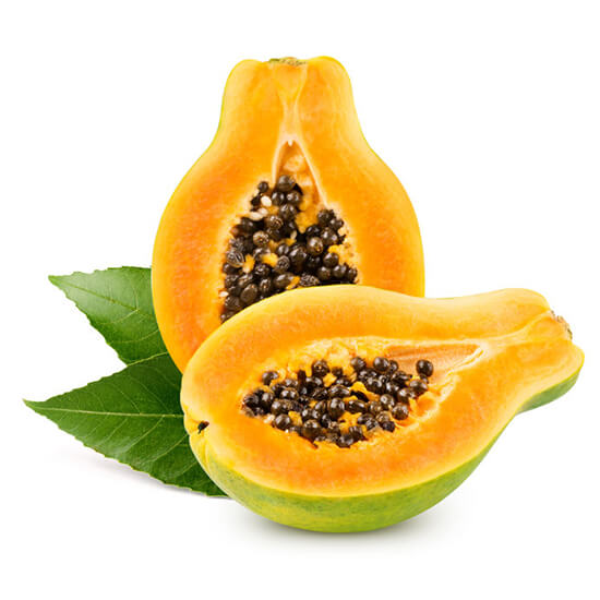 papaya natural skincare ingredient