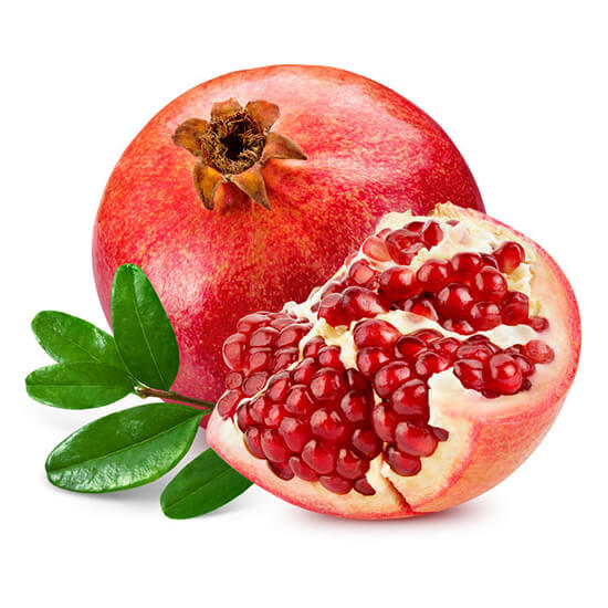 pomegranate natural skincare ingredient