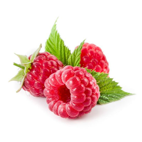 raspberry skincare ingredient tropical