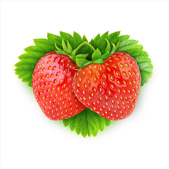 strawberry natural skincare ingredient