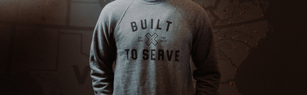 Built to Serve Collection