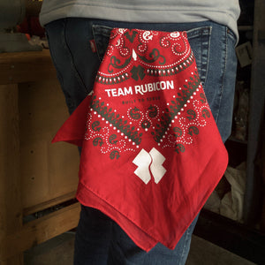 Team Rubicon Bandana