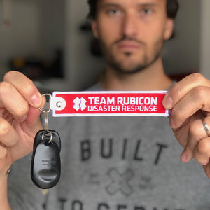 Earn Your Shirt Keychain