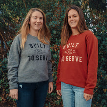 Built to Serve Crewneck