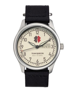 Minuteman Team Rubicon A11 Watch White Dial (Pre-Order)